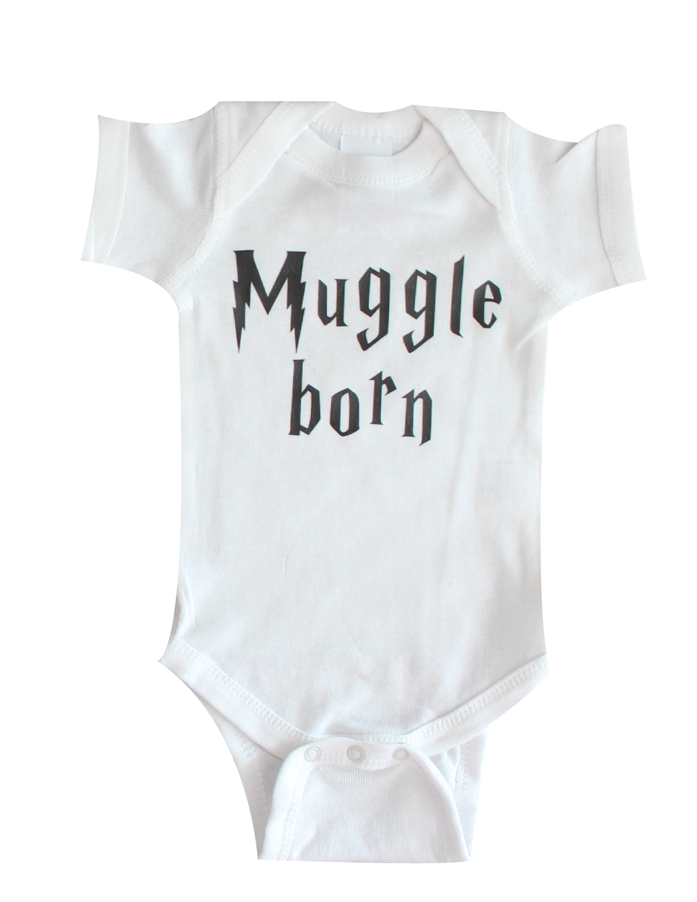 Harry Potter Muggle Born Baby Clothes