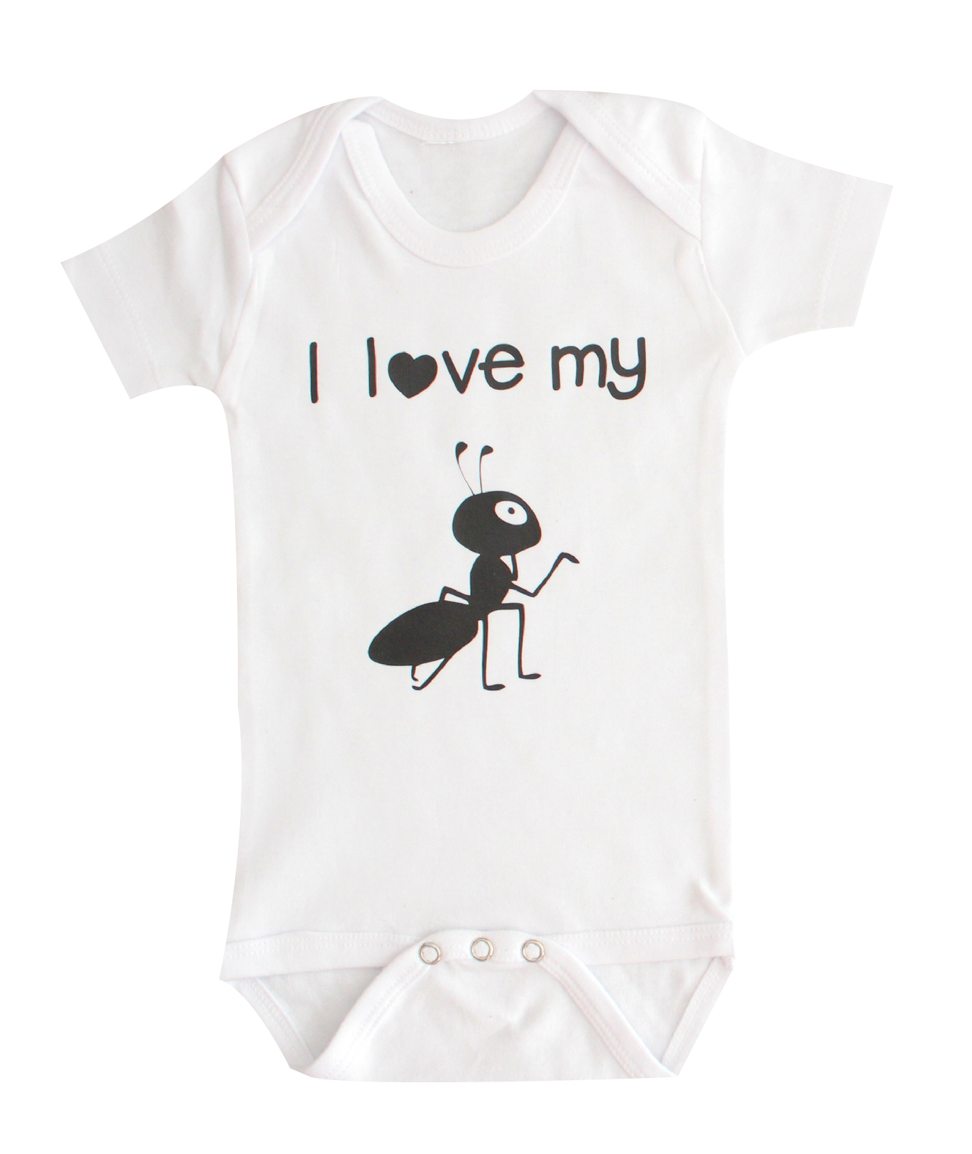 Wrap your little one in custom I Love My Aunt baby clothes. Cozy comfort at Zazzle! Personalized baby clothes for your bundle of joy. Choose from huge ranges of designs today!