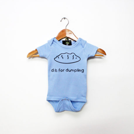 78b9da2922 D is for Dumpling Baby Bodysuit, Cute Baby, Funny Baby Clothing, Baby  Clothing, Custom Baby, newborn gift, Newborn clothes, baby shower